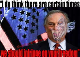 Gremlin Bloomberg by FlipswitchMANDERING