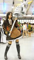 Alice Madness Returns: Steam Dress 2 by rurik0
