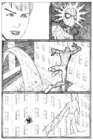 Ultimate Spidey Page 3 by jamesq