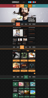 Gringo PSD Template by donkeythemes