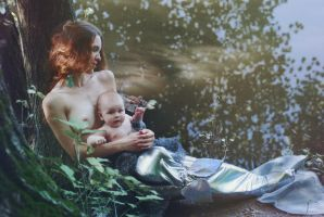 Tale of the mother by chervona