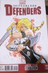 Fearless Defenders Cover CCEE 2014 by RadPencils