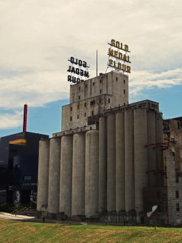 Gold Medal Flour MPLS by CarisaLaine