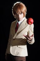 Light Yagami by Queen-Orange