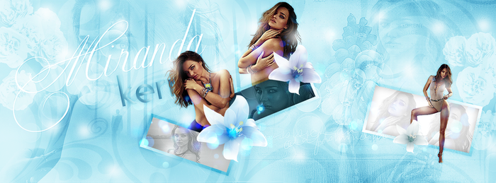 Miranda Kerr header by LightsOfLove