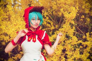 Riding Hood Miku - Lemon Tree by TrustOurWorldNow