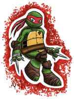 The hothead turtle by AR-ameth