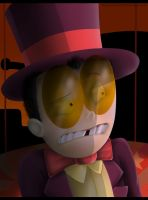 Superjail: Painting practice by 5catsonebowl
