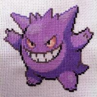 Gengar by sfxbecks