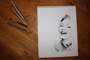 Marilyn by al-turnertive