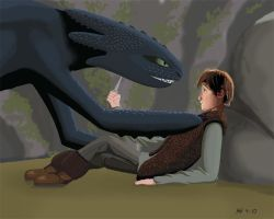 HTTYD Stalemate by DragonWolfACe