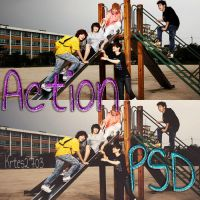 Action PSD Krtes2703 by krtes2703
