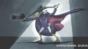 Darkwing Duck: Forever by SkooIsCoo