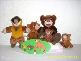 Brother Bear Disney Collection 2012 by kratosisy