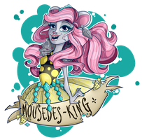Mouse Queen by Misskitkatmadness