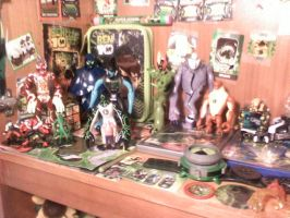 My Ben10 collection by Venetia-the-Hedgehog