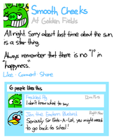 Meanwhile in Facebook 2 by AngryBirdsStuff
