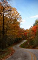 Roads Made For Fall by SteelAtlas