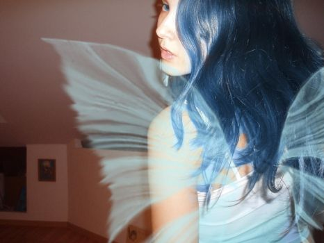 blue fairy by sairin15
