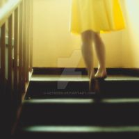 YELLOW DRESS by cetrobo