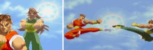 Street Fighter Alpha 2 Guy's Ending by Ninja-Ricky