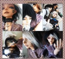 -  Forever Yours - Dollfies by AyumiNemoto