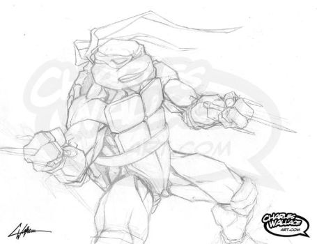 Raphael by ChipWallace