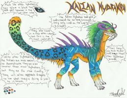 Kailan Hydrakons Ref by Neffertity