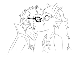laughs im never going to color this by SharkRadiation