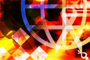 Abstract Peace by StreamOW