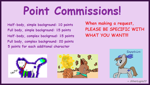 Point Commision Spreadsheet by alpha-centaurius