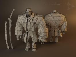 Pre DW5 - wireframe by monkibase