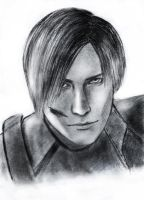- Leon Kennedy - by indigo21
