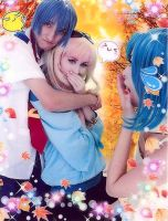 Macross F PURIKURA by mrkittycosplay