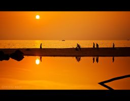 Golden Goa by PatrickWally