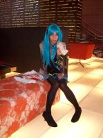 Miku Crossplay by gillydude