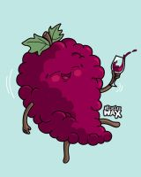 Vino by recycledwax