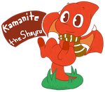 Kamanite The Shoyru by Libearty