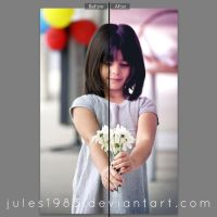 Violet Smoothie Preset - JPEGs by Jules1983