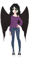 Winged Auction    CLOSED by Kat-and-Raven-ADOPTS