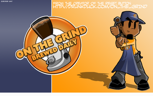 On the Grind Windows WP by geogant