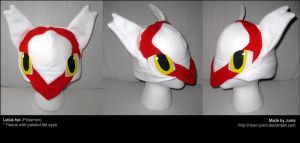 Latias hat by Neon-Juma