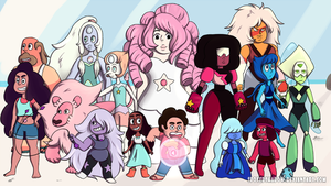 Steven Universe by Spotedshadow