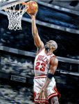 Michael Jordan by Y-LIME