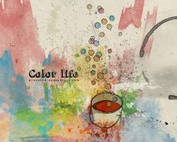 Color life by pincel3d
