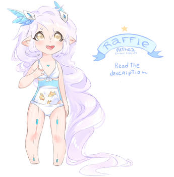 [RAFFLE] Althea CLOSED by jultype