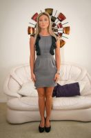 Natalia-30-e At Attention by LexLucas