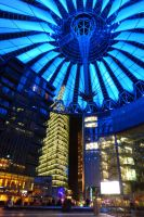 Berlin - Sony Center by PhilsPictures