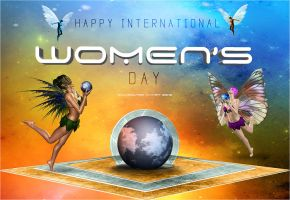Womans Day 2016 by AVAdesign