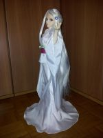 Sode no Shirayuki BJD - The Snow White Queen by AngyValentine